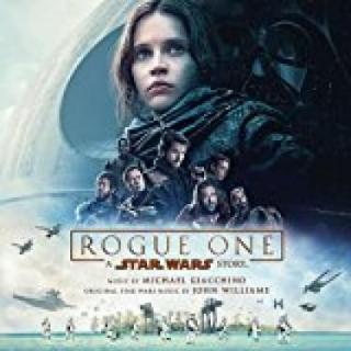 Rogue One  - OST, Soundtrack [CD album]